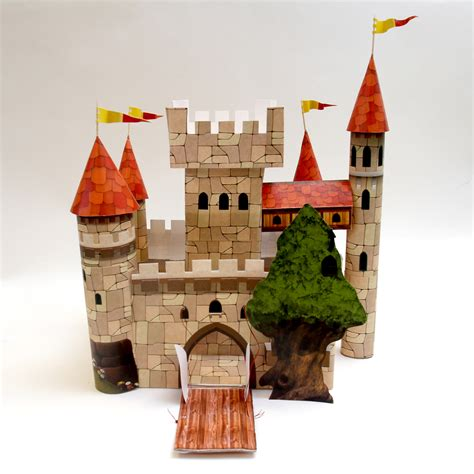 Paper Craft Castle - mike the paper craft castle printables