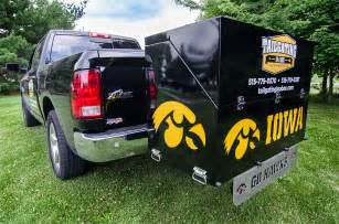 Hawkeye Truck Equipment Des Moines Iowa Tailgatinginabox All Your Gear Fits Here
