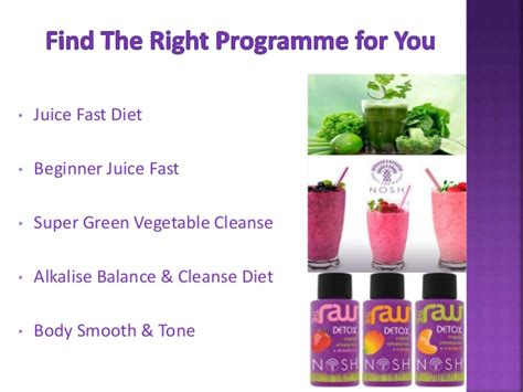 Balance Diet Detox by Choose Best Juice Fast For Weight Loss From Diet Plans By