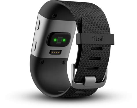 Fitbit Surge Fitness Superwatch Size L Black new fitbit surge fitness superwatch black colour size only
