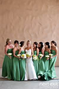 green wedding colors your wedding support get the look green weddings part 1