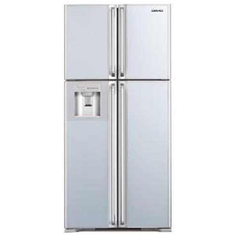 hitachi kitchen appliances hitachi 601 l free refrigerator 4 door r w660end9 gs