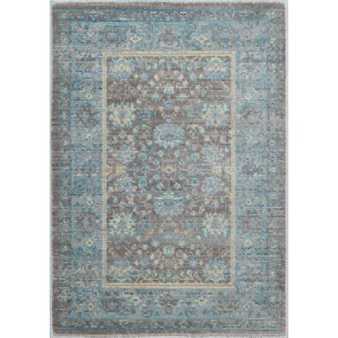 2 x 3 area rugs tayse rugs heritage taupe 2 ft x 3 ft area rug hrt1116 2x3 the home depot