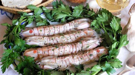 cucinare le canocchie canocchie saltate in padella cucinare it