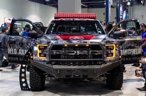 Ford Raptor Upgrades Springfield Armory Legacy 2017 Ford Raptor