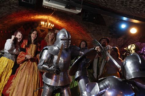 medieval banquet london st katharine docks reviews