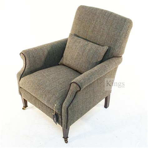 harris tweed chairs tetrad tetrad harris tweed bowmore chair