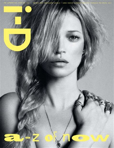 Features Cbell And Kate Moss Shine On The Cover Of Vogue by Kate Moss Scores Four I D Covers Telegraph