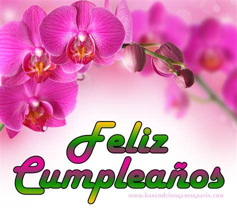 imagenes feliz cumpleaños flores banco de im 193 genes feliz cumplea 241 os con rosas y orqu 237 deas