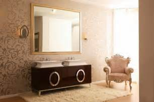 Classic Bathroom Furniture Classic Neat Spacious Bathroom Furniture Decobizz