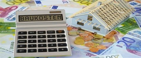 Baukostenrechner Pro M2 by Hausbau Kosten Rechner Sch Nheit Haus Bauen Kosten