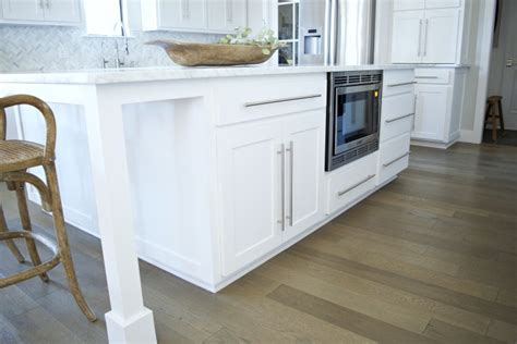 carrara marble kitchen island feature friday z design at home southern hospitality