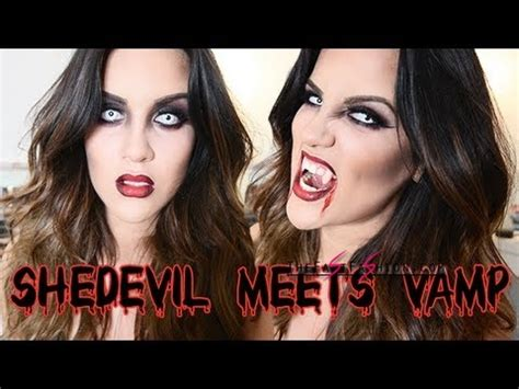 will you try vampire contact lenses this halloween the