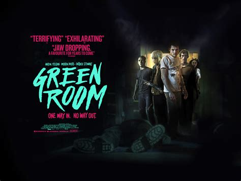 Room 2015 Poster Review Green Room Electric Shadows