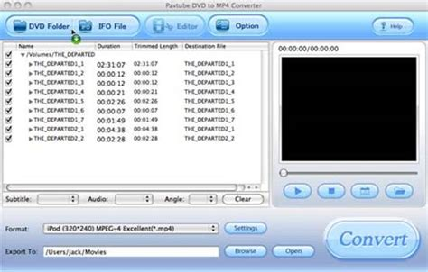 dvd format converter mac how to convert dvd to mp4 for your portable devices