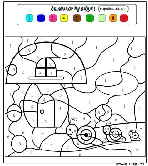 Coloriage Magique Le Son Ou
