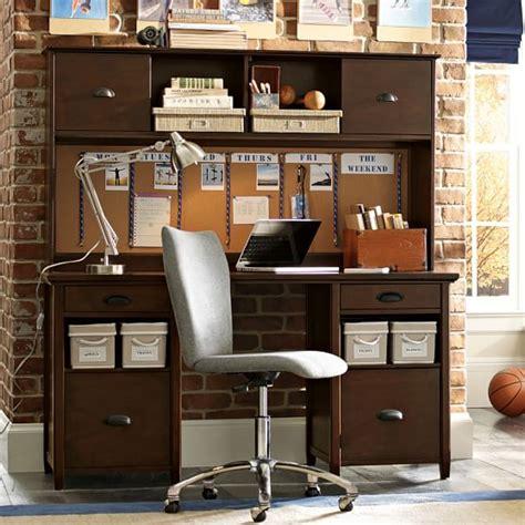chatham large storage desk hutch pbteen