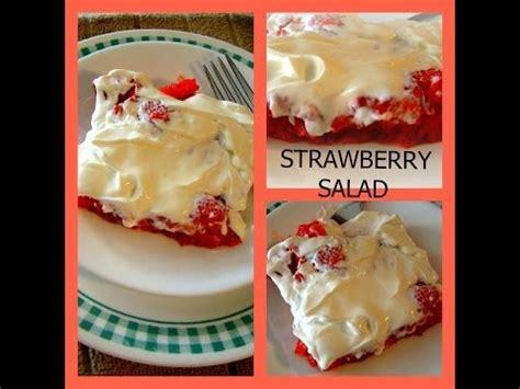 asmr eatingwhisper some of salad jello salad