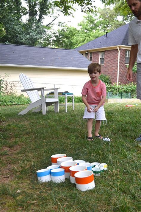 homemade backyard games 122 best images about outdoor play area for kids on