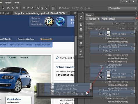 tutorial vektor cs 6 neue funktionen in photoshop cs6 ebenenbedienfeld
