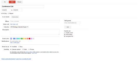 Calendar Invites Gmail 20 Indispensable Calendar Hacks Cpc Strategy