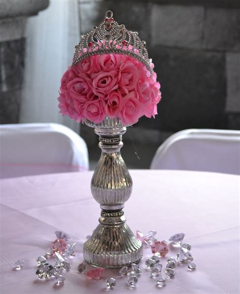 1000 ideas about princess centerpieces on