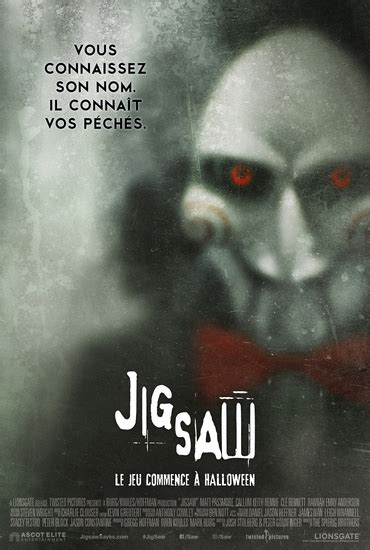 jigsaw film production jigsaw ascot elite