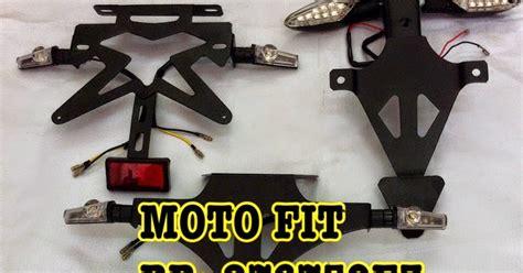 Termurah Jalu Paddock 250r 250 Fi Z250 Fi Rr Mono moto fit modifikasi kawasaki 250 carbu fi z250 er6 z800 z1000 yamaha r15 r25 new