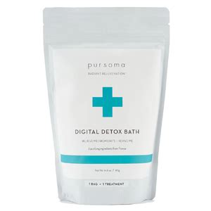 Digital Detox Salts From Pursoma by Products To Calm Your Nerves