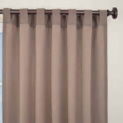 Patio Curtains Walmart by Eclipse Thermal Blackout Patio Door Curtain Panel
