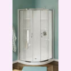 nevada 38 inch acrylic neo corner shower stall