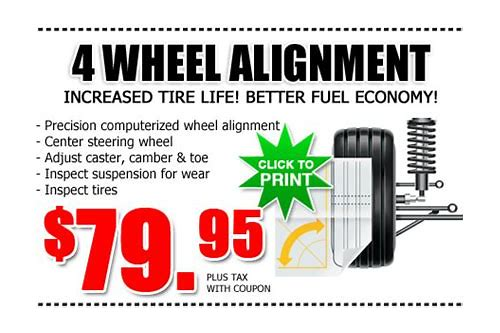 goodyear 4 wheel alignment coupon