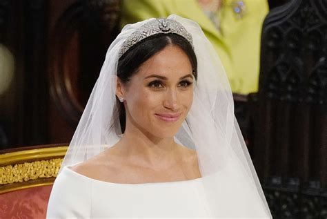 Wedding Hair And Makeup Poole by Meghan Markle Wedding Hair Makeup Fashionista