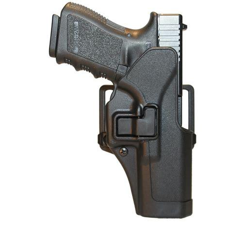 Holster Glock 17 Pobus blackhawk 174 cqc carbon fiber holster matte finish glock 17 22 31 128140 holsters at