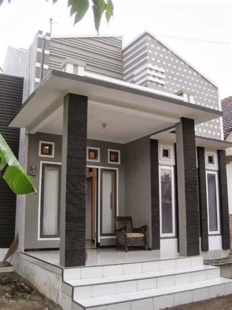 gambar bentuk teras rumah idaman minimalis terbaru desain rumah minimalis terbaik