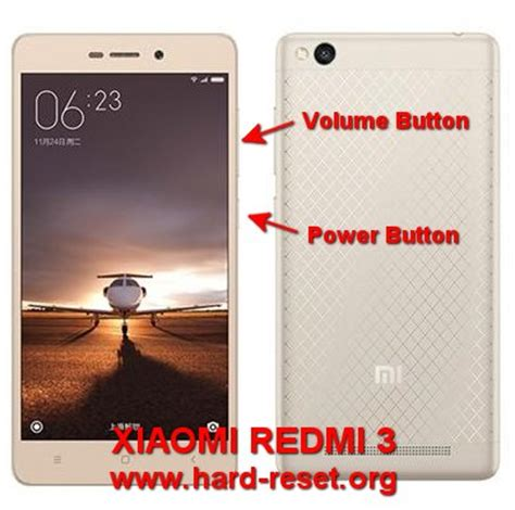 Format Factory Xiaomi | how to easily master format xiaomi redmi 3 with safety