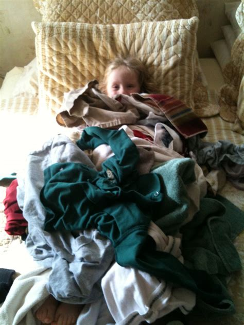 cool laundry hers wordless wednesday cool kid laundry out with the