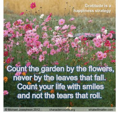 Quotes On Gardens And Flowers Quotes About Happiness And Flowers Quotesgram