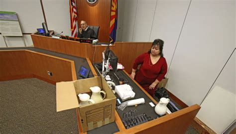 Tucson Justice Court Search Justice Court Leaves Historical Building For New Center
