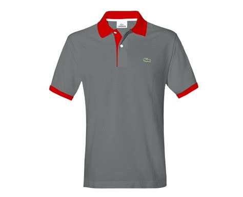 Kaos Tshirt Roland Garros Lacoste maillot lacoste homme