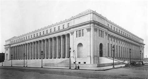 farley post office new york neither snow nor rain day homeschool library of links