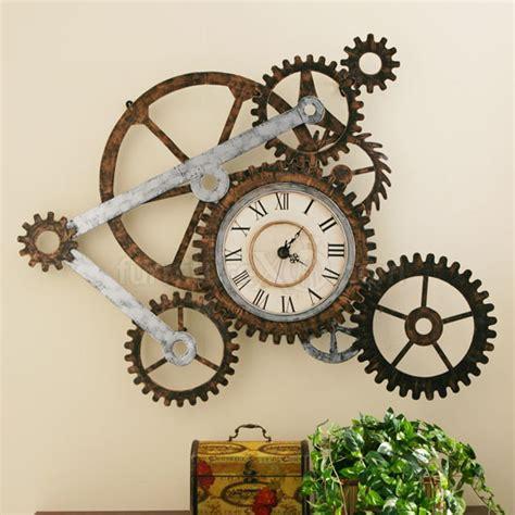 art wall clock wall clock or wall art