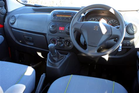 peugeot bipper interior peugeot bipper tepee estate review 2009 2014 parkers