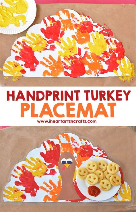 thanksgiving crafts for preschool and pre k to make