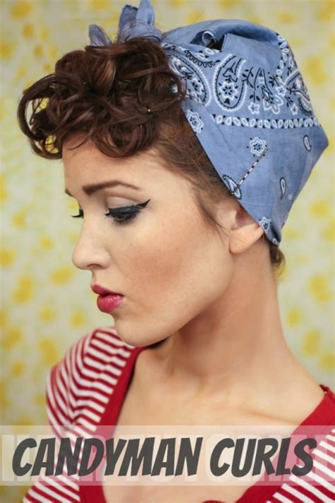 rockabilly hairstyles tumblr