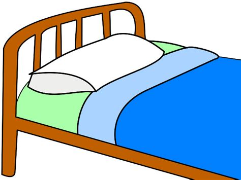 clip art bed make bed clip art cliparts co