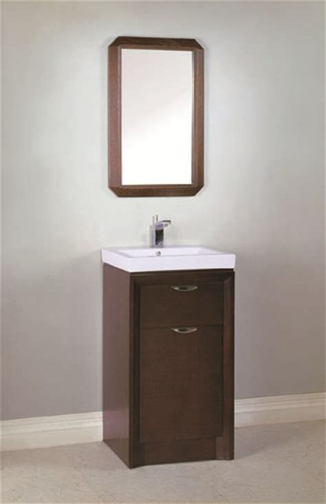 18 quot fairmont designs caprice vanity sink combo with