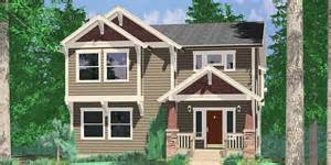 Sloping Lot House Plans by Sloping Lot House Plans Hillside House Plans Daylight