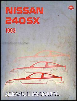 free car repair manuals 1993 nissan 240sx parental controls 1993 nissan 240sx repair shop manual original