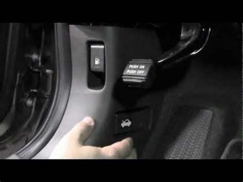 2012 | honda | cr v | hood release | how to by mankato